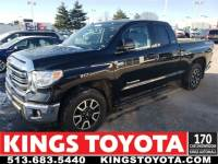 Certified Pre-Owned 2016 Toyota Tundra SR5 Truck Double Cab in Cincinnati, OH