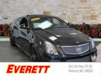 Certified Pre-Owned 2014 Cadillac CTS-V Base Coupe RWD Coupe