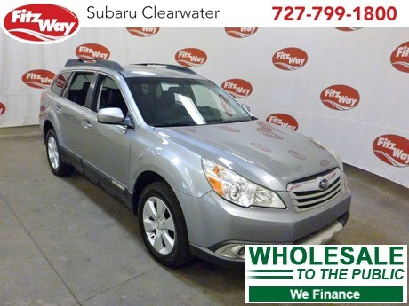 Photo Used 2010 Subaru Outback 2.5i Limited for Sale in Clearwater near Tampa, FL