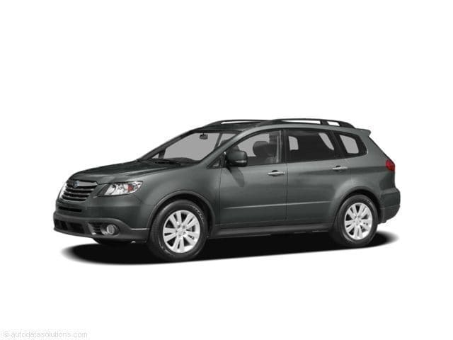 Photo Used 2008 Subaru Tribeca Limited 7-Passenger wNavi For Sale in Miami FL