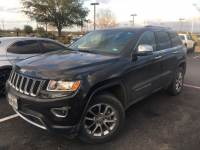 Pre-Owned 2015 Jeep Grand Cherokee Limited SUV For Sale