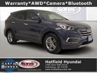 2018 Hyundai Santa Fe Sport 2.4L SUV in Columbus