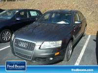 Used 2008 Audi A6 For Sale at Fred Beans Volkswagen | VIN: WAUEH74FX8N109874