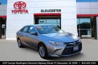 Certified Pre-Owned 2015 Toyota Camry LE FWD 4dr Car