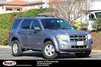 Pre-Owned 2008 Ford Escape 4WD 4dr V6 Auto XLT