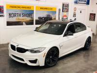 2015 BMW M3 -NO HAGGLE BUY IT NOW PRICE-2 OWNER-CLEAN CARFAX-TWIN TURBO-