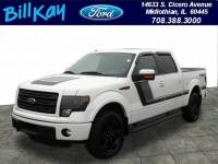 Pre-Owned 2014 Ford F-150 Lariat 4WD