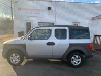 2004 Honda Element EX 2WD AT 4-Speed Automatic