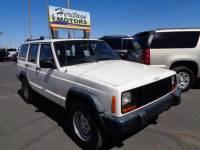 2000 Jeep Cherokee SE 4-Door 4WD