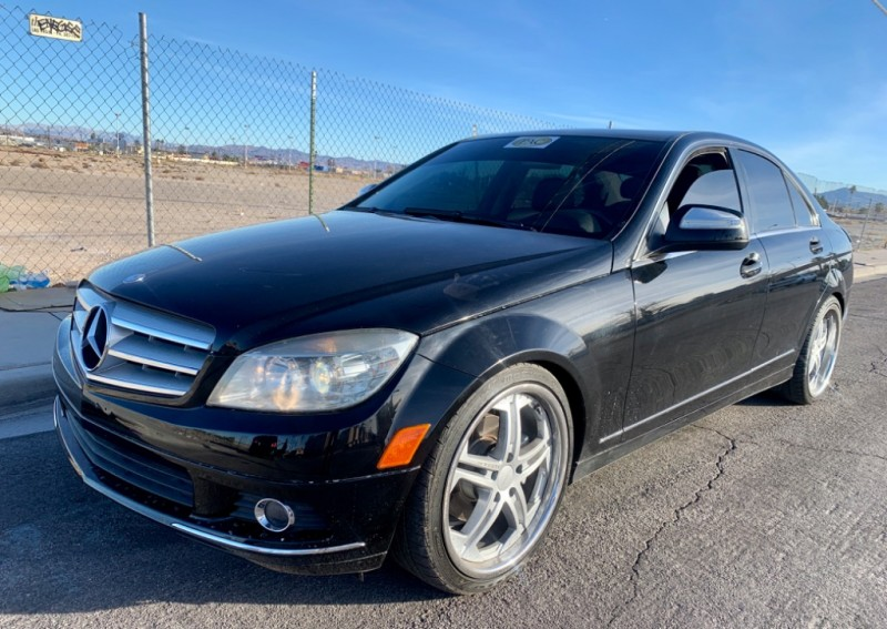 Photo 2008 Mercedes-Benz C-300 Sport LOW MILES IMMACULATE CUSTOM
