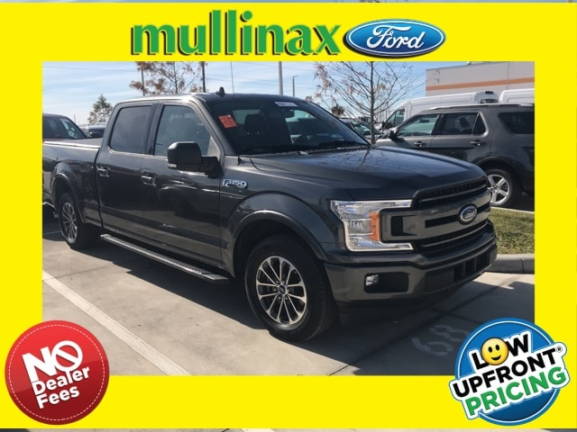 Photo Used 2018 Ford F-150 XLT Sport W Sync 3, Remote Start, Center Console Truck SuperCrew Cab V-6 cyl in Kissimmee, FL