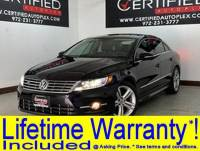 2014 Volkswagen CC R-LINE NAVIGATION HEATED LEATHER SEATS BLUETOOTH DUAL POWER SEAT