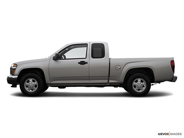 Photo Used 2007 Chevrolet Colorado LT w1LT For Sale in Thorndale, PA  Near West Chester, Malvern, Coatesville,  Downingtown, PA  VIN 1GCDT19E778128857