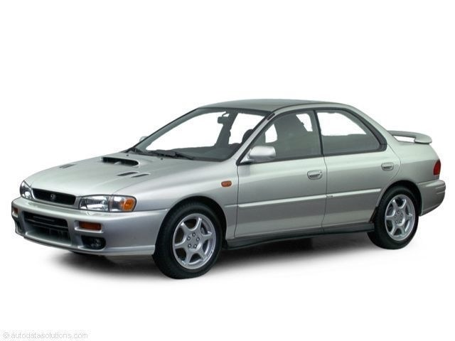Photo Used 2000 Subaru Impreza RS For Sale in Allentown, PA