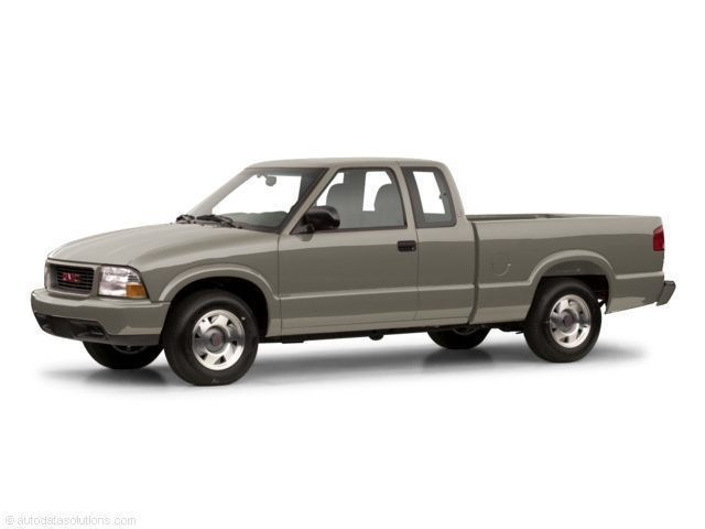 Photo Used 2001 GMC Sonoma Truck Extended Cab For Sale Orangeburg, SC
