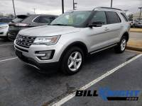 Certified Used 2017 Ford Explorer XLT Sport Utility 6 4WD in Tulsa