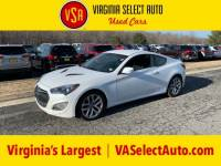 Used 2015 Hyundai Genesis Coupe 3.8 Base w/Black Seats Coupe for sale in Amherst, VA
