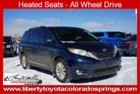 Used 2011 Toyota Sienna XLE Van For Sale in Colorado Springs, CO