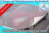 Used 2014 Ford Focus SE offered at $10,493, {payment_t1? for $166 a month in Soquel CA | Ocean Honda