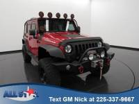 Used 2012 Jeep Wrangler Unlimited 4WD 4dr Rubicon Sport Utility