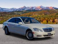 Pre-Owned 2010 Mercedes-Benz S 550 AWD 4MATIC®