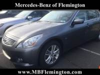 Used 2015 INFINITI Q40 with Navigation Plus Package For Sale in Allentown, PA