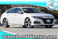 Lease a new 2018 Honda Accord Sedan Touring 2.0Toffered at $36,695, for $581 a month in Ventura CA | Ocean Honda of Ventura