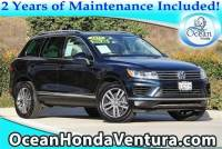 Used 2015 Volkswagen Touareg V6 offered at $29,199, {payment_t1? for $463 a month in Ventura CA | Ocean Honda of Ventura