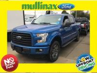 Used 2016 Ford F-150 XLT Sport W/ TOW Package, Reverse Sensing System Truck SuperCrew Cab V-6 cyl in Kissimmee, FL