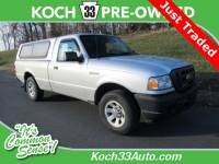 Pre-Owned 2008 Ford Ranger XL RWD 2D Standard Cab