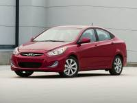 Used 2014 Hyundai Accent GLS Sedan FWD For Sale in Houston