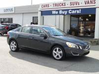 Pre-Owned 2013 Volvo S60 T5 Sedan