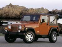 Used 2003 Jeep Wrangler Sport SUV in Williamsburg, VA