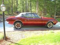1968 Pontiac Firebird -400CI WITH 4 SPEED MANUAL-CONVERTIBLE FUN-