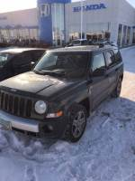 2007 Jeep Patriot Limited SUV