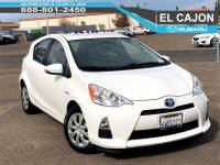 Used 2012 Toyota Prius c One For Sale San Diego | JTDKDTB31C1005907