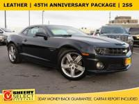 2012 Chevrolet Camaro SS Coupe V-8 cyl