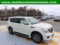 Lease a new 2019 Nissan Armada Platinumoffered at $69,240, for $1,097 a month in Johnson City TN | Tri-Cities Nissan