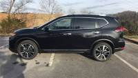Lease a new 2019 Nissan Rogue SLoffered at $36,980, for $586 a month in Johnson City TN | Tri-Cities Nissan