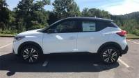 Lease a new 2018 Nissan Kicks SVoffered at $22,085, for $350 a month in Johnson City TN | Tri-Cities Nissan