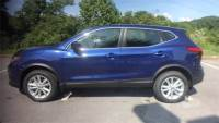 Lease a new 2018 Nissan Rogue Sport Soffered at $24,250, for $384 a month in Johnson City TN | Tri-Cities Nissan