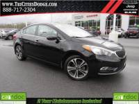 Used 2014 Kia Forte EX offered at $11,496, {payment_t1? for $182 a month in Johnson City TN | Tri-Cities Nissan