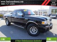 Used 2011 Ford Ranger XLT offered at $14,482, {payment_t1? for $229 a month in Johnson City TN | Tri-Cities Nissan