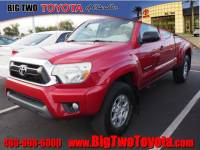 Used 2013 Toyota Tacoma V6 4x4 V6 Access Cab 6.1 ft SB 5A in Chandler, Serving the Phoenix Metro Area
