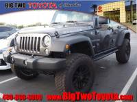 Used 2017 Jeep Wrangler Unlimited Rubicon 4x4 Rubicon SUV in Chandler, Serving the Phoenix Metro Area