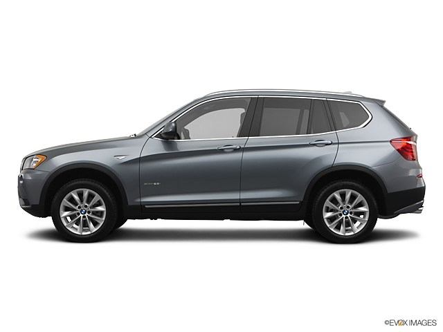 Photo Used 2013 BMW X3 xDrive28i in Pittsfield MA