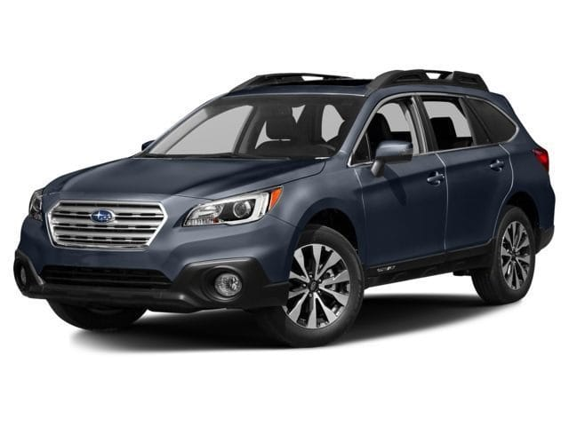 Photo Pre-Owned 2015 Subaru Outback 2.5i Premium w MoonroofPower Rear Gate SUV near Tampa FL