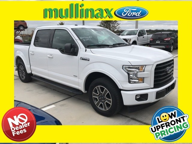 Photo Used 2017 Ford F-150 XLT Sport W Navigation, Trailer TOW Truck SuperCrew Cab V-6 cyl in Kissimmee, FL