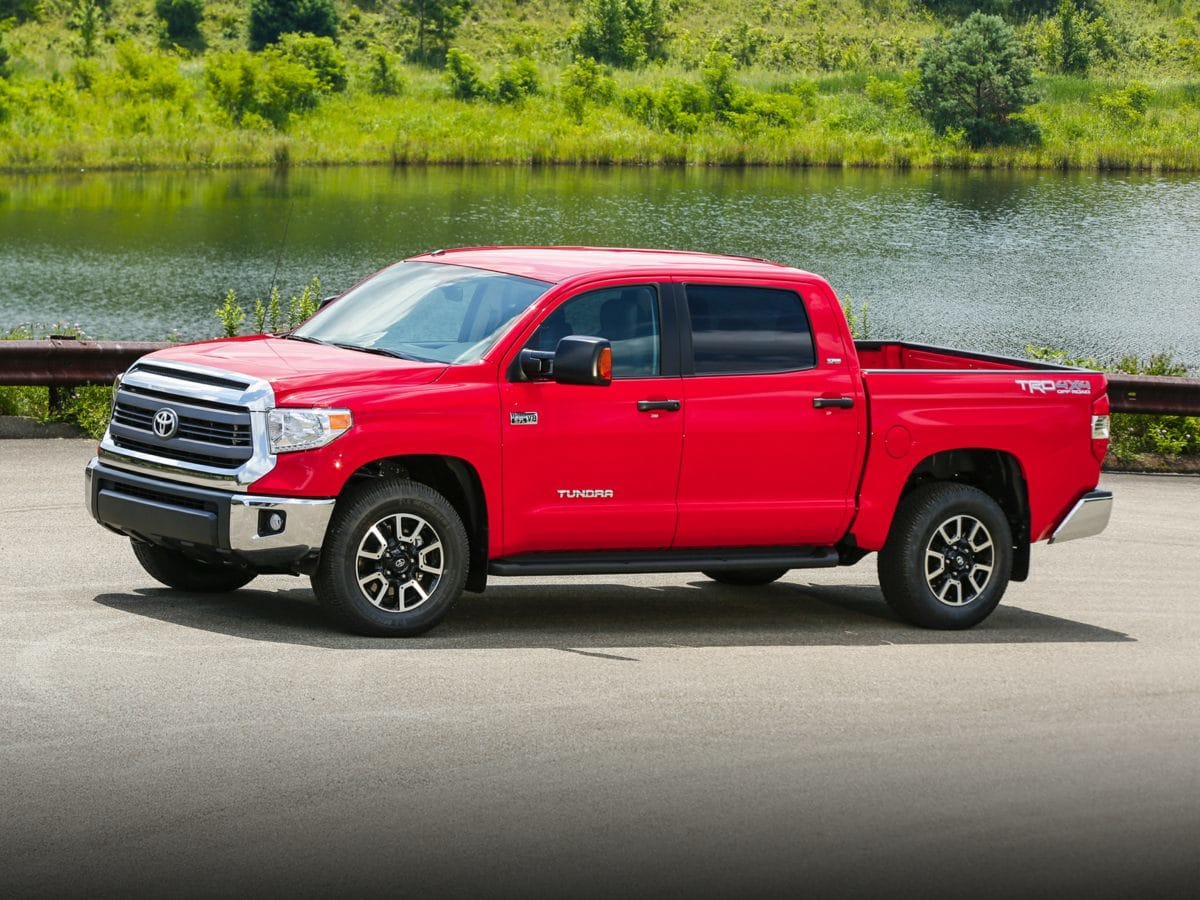 Photo Used 2016 Toyota Tundra SR5 Truck RWD For Sale in Houston