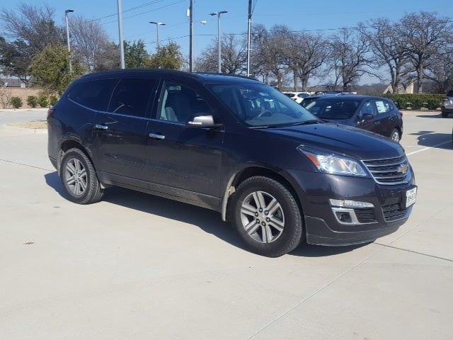 Photo Used 2016 Chevrolet Traverse LT For Sale Grapevine, TX